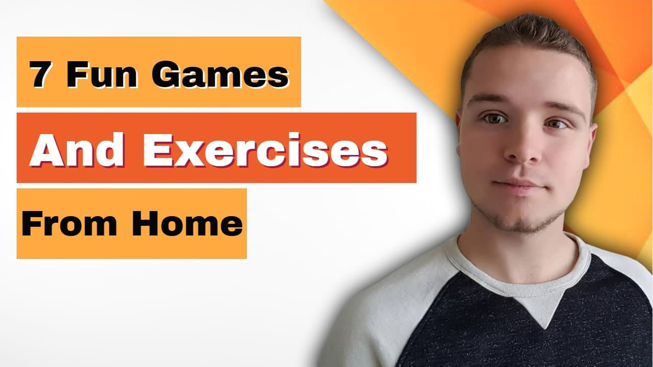 7 Fun Indoor Exercises and Games