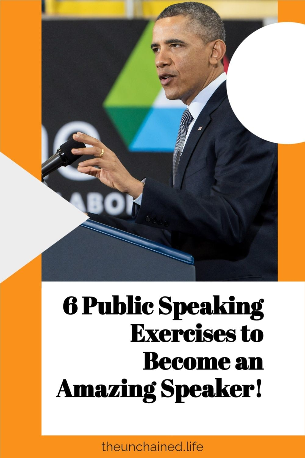6 Public Speaking Exercises to Become an Amazing Speaker!