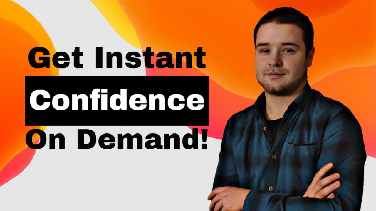 How to Get an Instant Confidence Boost on Demand